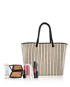 Lancôme - Parisian Glow Collection for $45 with any Lancôme purchase ($219 value)!