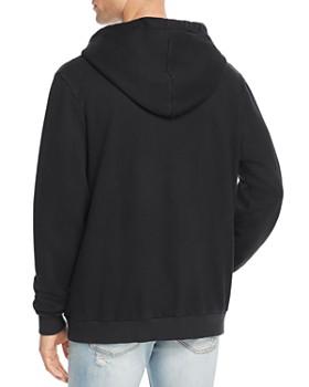 The People Vs. - Metallic-Logo Graphic Hooded Sweatshirt