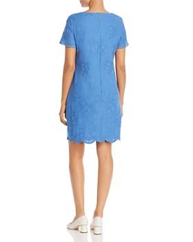 KARL LAGERFELD Paris - Embroidered Shift Dress