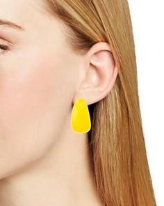 kate spade new york - Huggie Hoop Earrings