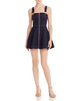 Alice McCall - Azure Denim Mini Dress