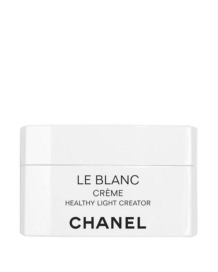 CHANEL - LE BLANC CRÈME Healthy Light Creator 1.7 oz.