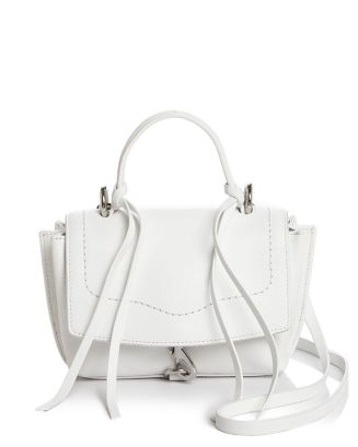 Stella Mini Leather Satchel by Rebecca Minkoff