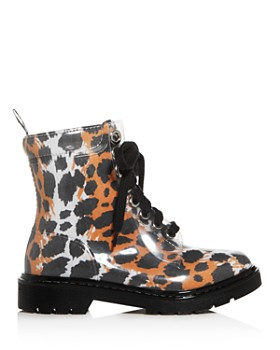 Sergio Rossi - Women's Winter Jelly Platform Boots