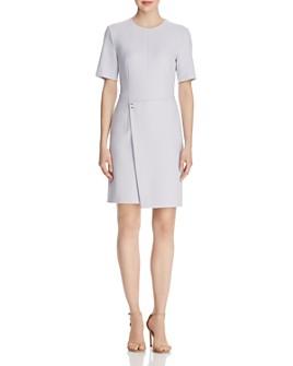BOSS - Disula Overlay Sheath Dress
