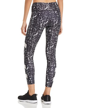 PRISMSPORT - Relay Splatter Print Leggings