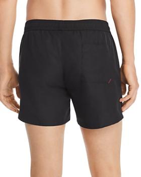 HUGO - Gonave Logo-Print Swim Shorts
