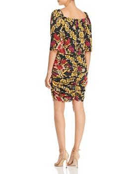Kobi Halperin - Leandra Printed Silk Dress