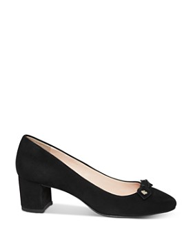 kate spade new york - Women's Benice Block Heel Pumps