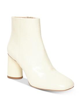 kate spade new york - Women's Rudy Square-Toe Block Heel Booties