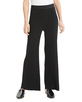 Theory - Wide-Leg Lounge Pants