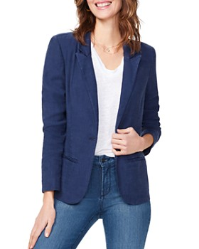 NYDJ - One-Button Blazer