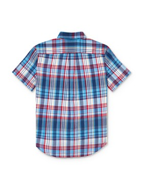 Ralph Lauren - Boys' Madras Camp Shirt - Big Kid