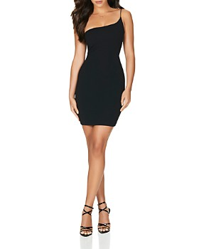 Nookie - Penelope One-Shoulder Mini Dress