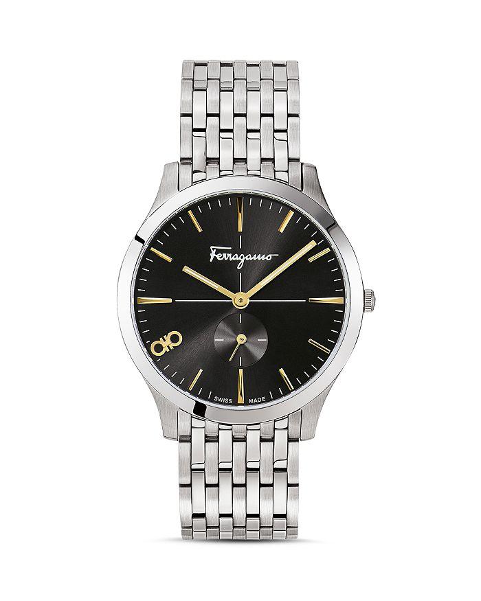 Salvatore Ferragamo - Slim Gent Watch, 40mm