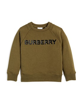 Burberry - Boys' Derick Logo Sweatshirt - Little Kid, Big Kid