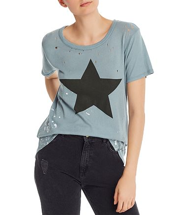 CHASER - Star Grahpic Tee