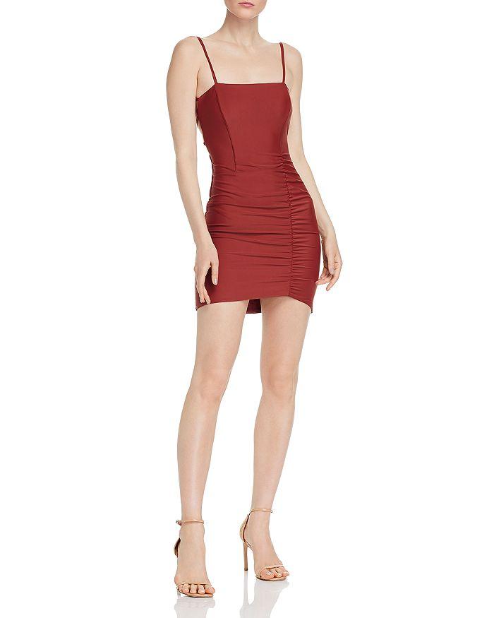 Tiger Mist - Annika Lace-Up-Back Dress