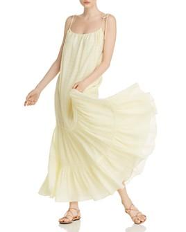 Anine Bing - Scarlett Textured Maxi Dress