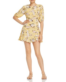 Faithfull the Brand - Jeanette Floral Dress