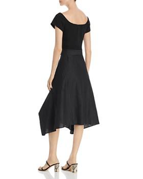 SNIDER - Normandie Convertible Combo Dress