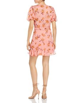 Rahi - Fiesta Mila Ruffled Floral-Print Mini Dress