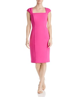Eliza J - Cutout Sheath Dress