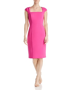 Eliza J - Cutout Sheath Dress