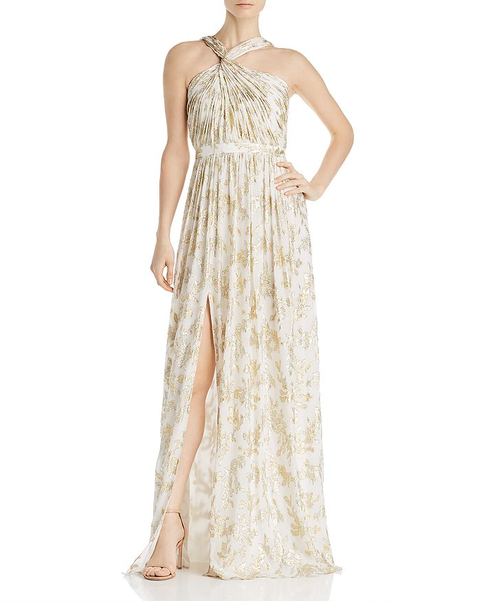 Rachel Zoe - Bella Floral-Embroidered Gown