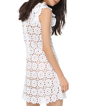 6345d740ad79 ... MICHAEL Michael Kors - Medallion Lace Mini Dress
