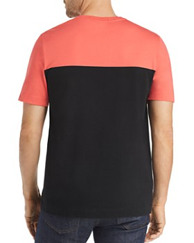 Fred Perry - Color-Block Graphic Tee