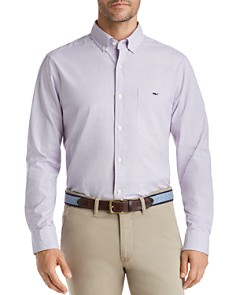 Vineyard Vines - Murray Mini Tattersall Classic Fit Button-Down Shirt