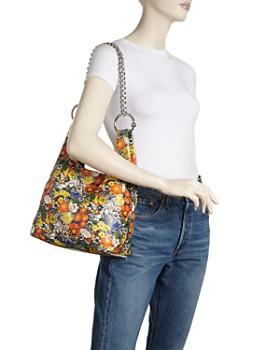 Rebecca Minkoff - Karlie Floral Chain Shoulder Bag