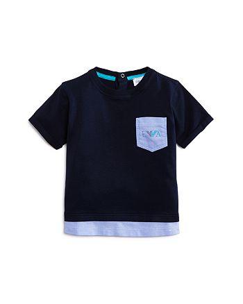 Armani - Boys' Pocket Tee - Baby