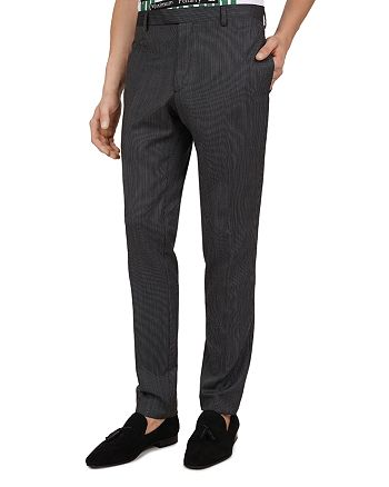 The Kooples - Clear Stripes Classic Fit Trousers