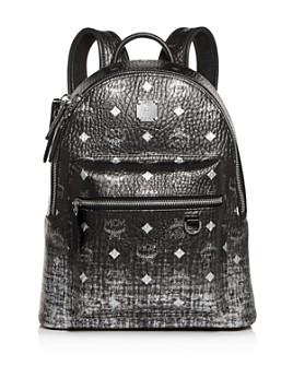 MCM - Stark Small Visetos Gradient Backpack