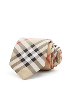 Burberry - Manston Vintage Check Silk Classic Tie