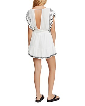 Free People - Weekend Brunch Embroidered Dress