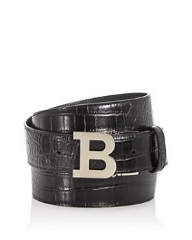 003c275cb Men's Designer Belts: Ferragamo, MCM & More - Bloomingdale's