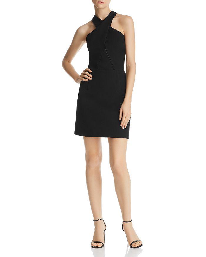 Adelyn Rae - Alice Ponte Mini Dress