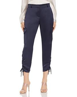 Parker - Emerson Satin Cargo Pants