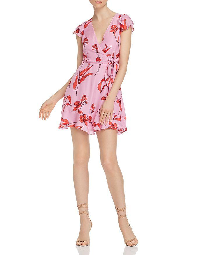 Parker - Blondie Floral-Print Mini Dress