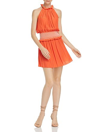 Ramy Brook - Blaise Blouson Mini Dress