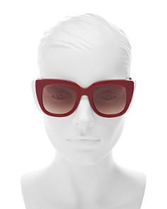 Gucci - Women's Square Sunglasses, 51mm