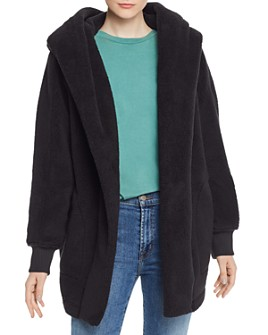The North Face® - Campshire Fleece Wrap Coat