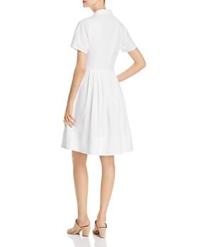 Donna Karan - Short-Sleeve Shirt Dress
