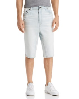 True Religion - Marco Runner Straight Fit Shorts