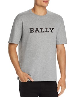 Bally - Drop-Shadow Logo Graphic Tee