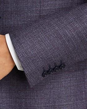 Canali - Capri Textured Mélange Wool Slim Fit Sport Coat