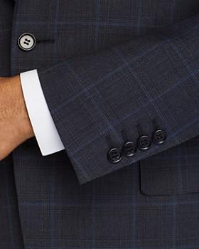 Canali - Siena Windowpane Regular Fit Wool Suit - 100% Exclusive